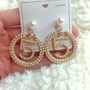 Korea Earrings No5